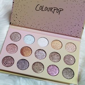 ColourPop Golden State of Mind EyeShadow Palette